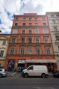 EMPIRENT Mucha Apartments, Appartamenti  Praga - big - 50