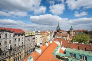 EMPIRENT Mucha Apartments, Appartamenti  Praga - big - 54