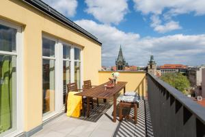 EMPIRENT Mucha Apartments, Appartamenti  Praga - big - 56