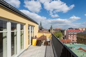 EMPIRENT Mucha Apartments, Appartamenti  Praga - big - 57
