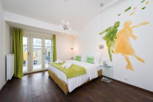 EMPIRENT Mucha Apartments, Appartamenti  Praga - big - 59