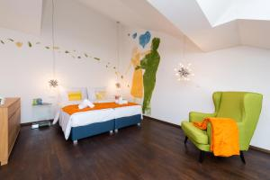 EMPIRENT Mucha Apartments, Appartamenti  Praga - big - 78