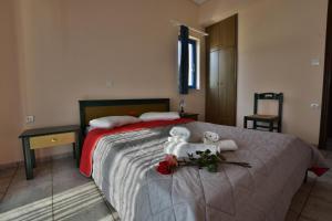 Yiannis Villas, Holiday homes  Kountoura Selino - big - 20