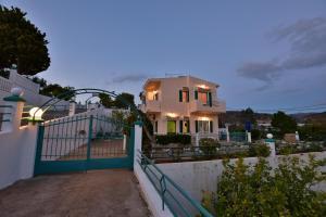 Yiannis Villas, Ferienhäuser  Kountoura Selino - big - 16