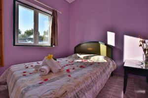 Yiannis Villas, Holiday homes  Kountoura Selino - big - 14