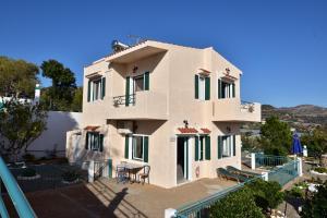 Yiannis Villas, Holiday homes  Kountoura Selino - big - 12