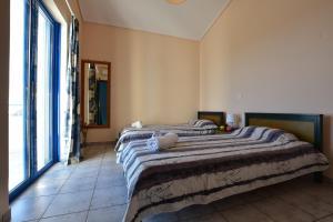 Yiannis Villas, Ferienhäuser  Kountoura Selino - big - 11