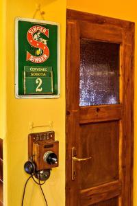 Pension Nostalgie, Guest houses  Český Krumlov - big - 59