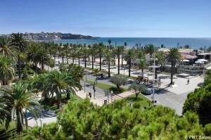 Oksana Planet Costa Dorada, Apartmanok  Salou - big - 34