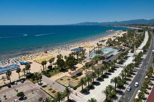 Oksana Planet Costa Dorada, Apartmanok  Salou - big - 32