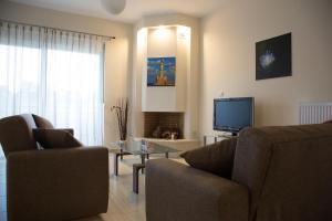Kalamaki Blue, Apartmány  Kato Galatas - big - 10