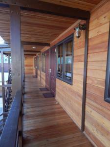 Гостевой дом Wooden - фото 17