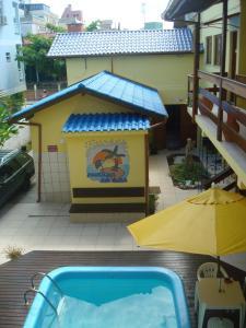 Pousada da Ilha, Guest houses  Florianópolis - big - 9