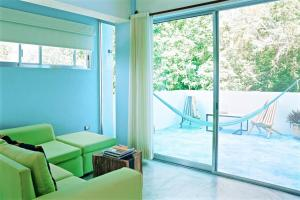 Acuatic Lofts, Hostince  Tulum - big - 7