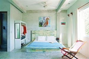 Acuatic Lofts, Hostince  Tulum - big - 34