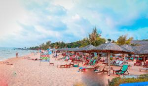 Thai Tan Tien Hotel, Hotely  Phu Quoc - big - 62