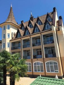Отель Русалина