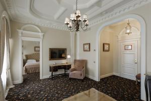 Отель Кебур Палас - фото 9