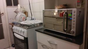 Apartamento 3 Dormitorios en parque Rodó, Appartamenti  Montevideo - big - 6