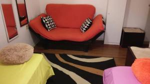 Apartamento 3 Dormitorios en parque Rodó, Appartamenti  Montevideo - big - 2