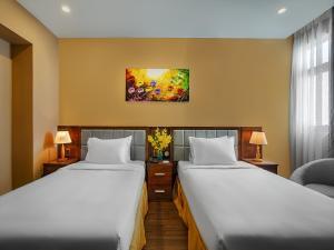 Adamo Hotel, Отели  Дананг - big - 7