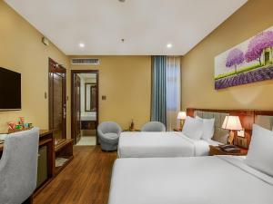 Adamo Hotel, Отели  Дананг - big - 2