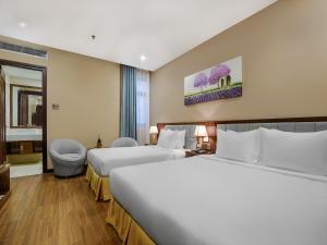 Adamo Hotel, Отели  Дананг - big - 40
