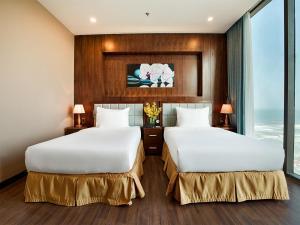 Adamo Hotel, Отели  Дананг - big - 38