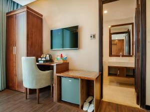 Adamo Hotel, Отели  Дананг - big - 36