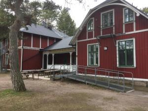 Strandvillan i Åhus