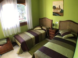 Pino Alto Holiday Homes Rioja, Case vacanze  Miami Platja - big - 13