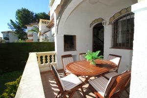 Pino Alto Holiday Homes Rioja, Holiday homes  Miami Platja - big - 16