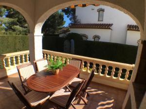 Pino Alto Holiday Homes Rioja, Holiday homes  Miami Platja - big - 20