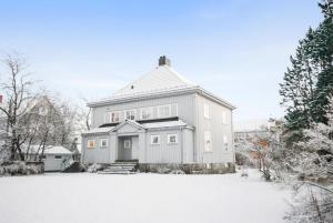 Villa Storgata 13, Villas  Svolvær - big - 2
