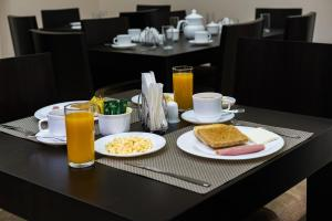 Hotel La Ría Durán, Szállodák  Durán - big - 17