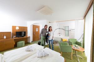Hotel Rockenschaub - Mühlviertel, Szállodák  Liebenau - big - 61