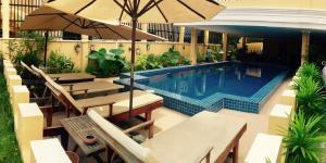 Cassia Fistula villa, Apartmanok  Phnompen - big - 28