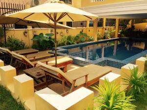 Cassia Fistula villa, Apartmanok  Phnompen - big - 30