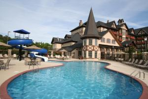 The Inn at Christmas Place, Hotel  Pigeon Forge - big - 28
