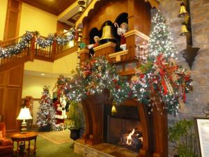 The Inn at Christmas Place, Hotel  Pigeon Forge - big - 12