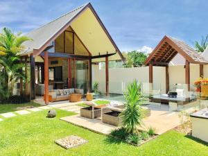 Pavilion Style Luxury - Villa ..
