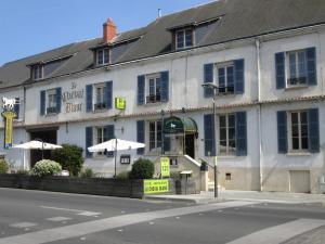 Logis Hostellerie Du Cheval Blanc, Szállodák  Sainte-Maure-de-Touraine - big - 26