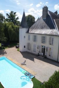 Château de Seurre : Les Tourelles de KA