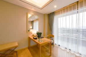 China Show Intertional Hotel, Szállodák  Kanton - big - 25