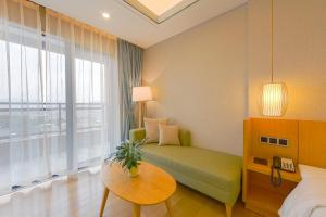 China Show Intertional Hotel, Szállodák  Kanton - big - 26