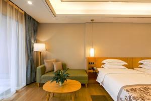 China Show Intertional Hotel, Szállodák  Kanton - big - 27