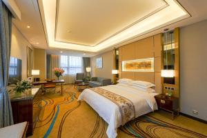 China Show Intertional Hotel, Szállodák  Kanton - big - 28