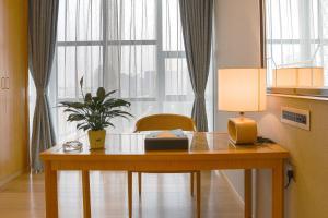 China Show Intertional Hotel, Szállodák  Kanton - big - 32