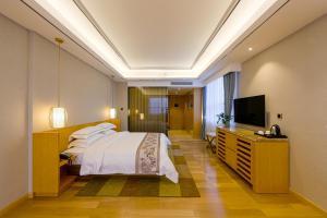 China Show Intertional Hotel, Szállodák  Kanton - big - 36