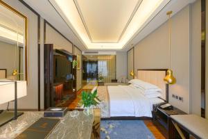China Show Intertional Hotel, Szállodák  Kanton - big - 38